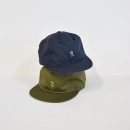 【 EEBETS FIELD】[sew別注]baseball cap2 / VENTILE fabric