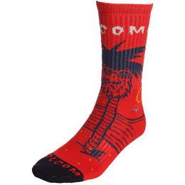 VOLCOM JAMIE BROWN SOCK ソックス 靴下 9inc-12inc