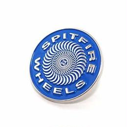 SPITFIRE SWIRL LAPEL PIN LAPEL PIN / スピットファイア ピンバッジ