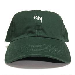"EAZYMISS  ""KOMOJI6 PANEL CAP""GREEN  キャップ シックスパネル  6パネル"