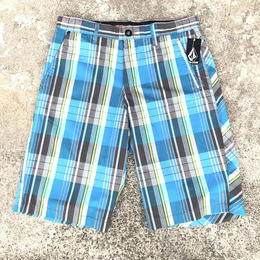 VOLCOM BETA PLAID SHORTS 30inc  ボルコム ショーツ