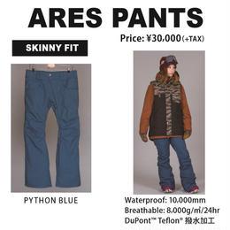 【新品】SCAPE ARES PANTS  PYTHON PURPLE / Lサイズ ウェアー スノーボードレディース パンツ 女性用