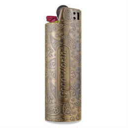 GOOD WORTH  PAISLEY LIGHTER CASE -LARGE
