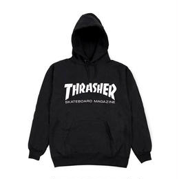 THRASHER MAGAZINE SKATE MAG BLACK