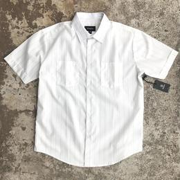 BRIXTON BRANSON S/S SHIRTS OFF WHITE  半袖 シャツ