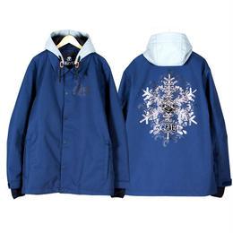 【新品】SCAPE HOLDER JACKET  CAMO  NAVY / XLサイズ ウェアー スノーボード メンズ ジャケット