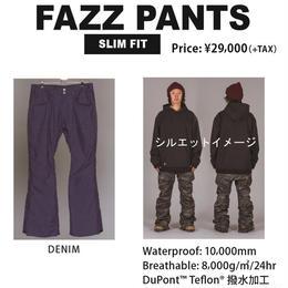 【中古品】SCAPE FAZZ PANTS TIGER  CAMO / Lサイズ ウェアー スノーボード メンズ パンツ