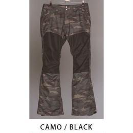 【中古品】SCAPE RAID PANTS  CAMO/BLACK / Mサイズ ウェアー スノーボード メンズ パンツ