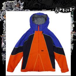 VOLCOM BLAST JACKET(Strobe Blue)Strobe Blue / Lサイズ スノーボード ウェアー ボルコム