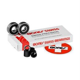 【DM便送料無料】BONES Swiss bearings スケートボード ベアリング