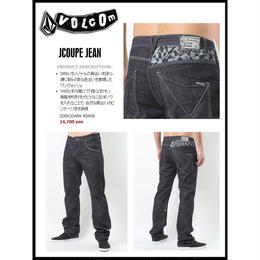 VOLCOM JCOUPE JEAN 【JAPAN LIMITED】 32inc デニムパンツ DENIM PANTS