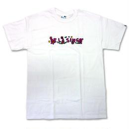 "T19 ショートスリーブTシャツ ""DE LA SINGO"" Mサイズ"