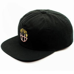 HUF LEOPARD SNAPBACK BLACK キャップ 帽子
