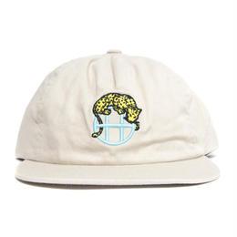 HUF LEOPARD SNAPBACK IVY IVORY キャップ 帽子