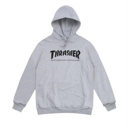 THRASHER MAGAZINE SKATE MAG GREY