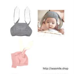 【即納】rabbit♡帽子