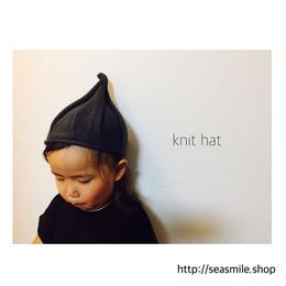【即納】クルクルknit帽
