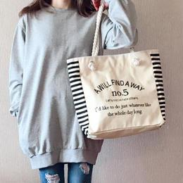 韓国ファッション★バッグ★BIGトートバッグ