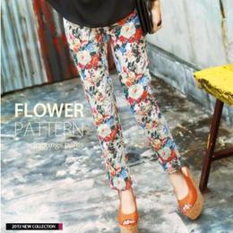 Skinny Pants Flower