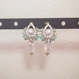 back christal pierce