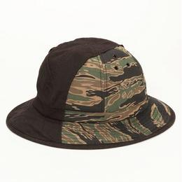 <CSH006H> W MIL HEMISPHERE HAT