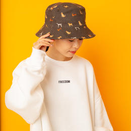 <CSH008U> ZOO HAT FIELD