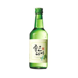 韓国焼酎 ジョウンデ― 360ml