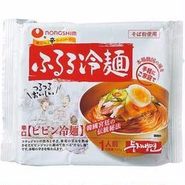 農心 ふるるビビン冷麺 159g
