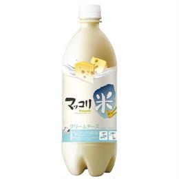 麹醇堂 米マッコリ クリームチーズ味 750ml