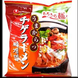 農心 チゲ麺 120g マルチパック (4個入)