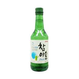 韓国焼酎 チャミスル 17.8℃ 360ml