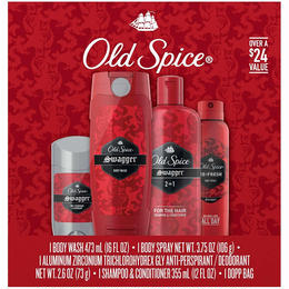 Old Spice Swagger 4点セット バッグ