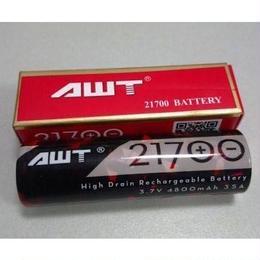 AWT 21700 4800mAh/35A バッテリー