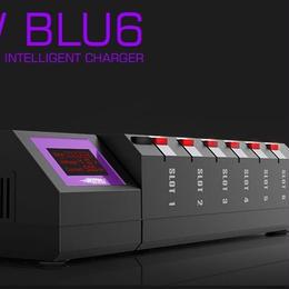 efest LUC BLU6 充電器 bluetooth