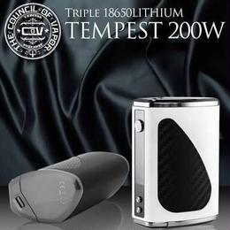 THE COUNCIL OF VAPOR TEMPEST 200W MOD