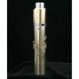 KENNEDY Wing of Destiny Roundhouse V2 Combo Brass