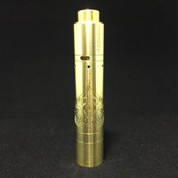 KENNEDY Spade Roundhouse V2 Combo Brass