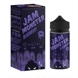 JAM MONSTER リキッド BLACKBERRY 100ml