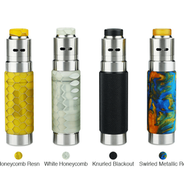 WISMEC Reuleaux RX Machina 20700 Mech MOD with Guillotine RDA Kit