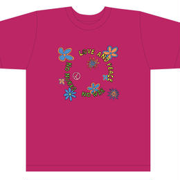 De La Soul Love&Peace Tシャツ