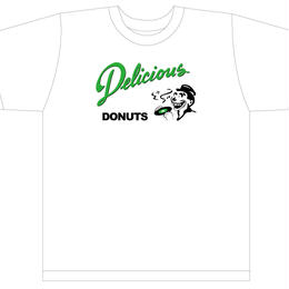 Delicious Donuts Tシャツ