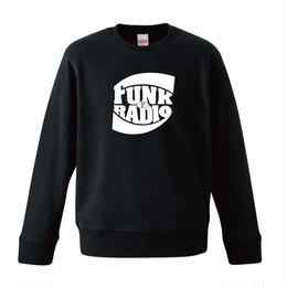 Funk P Radioオリジナルスウェット ブラック