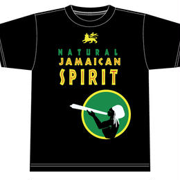 JAMAICAN SPIRIT Tシャツ