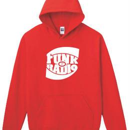 Funk P RadioオリジナルパーカーRED