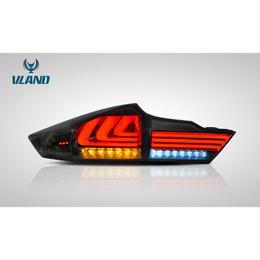 VLAND グレイス GM4/5/6/9型 LED テールランプ 流れるウインカー GRACE ドレスアップ ファイバー 一年保証