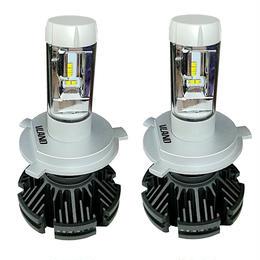 LED H4 50W 6000LM 車検対応 ヘッドライト 一年保証 LEDバルブ 配光調整必要無し VLAND TD30モデル