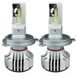 LED H4 72W 12000LM 車検対応 ヘッドライト 一年保証 LEDバルブ 配光調整不要 VLAND TD60モデル
