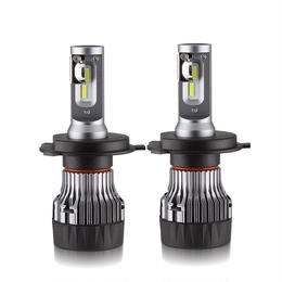 LED H4 60W 10000LM 車検対応 ヘッドライト 一年保証 LEDバルブ 配光調整必要無し VLAND TD50モデル