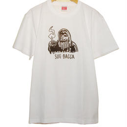SUE-BACCA Tee [WHITE]