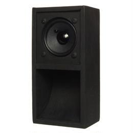 """MINI SOUND SYSTEM""  Back-loaded [BLACK]"